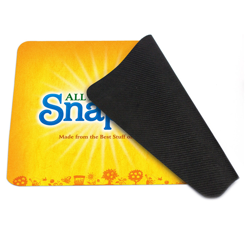 4-In-1 Rectangle Microfiber Mousepad Cleaning Cloth
