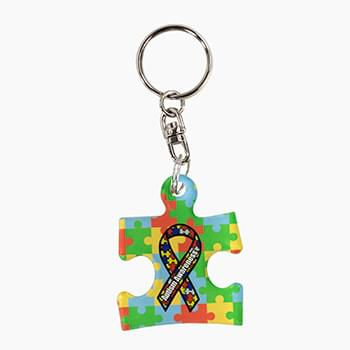 Acrylic Key Chain (Up to 2 sq. inches)