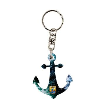 Acrylic Key Chain (Up to 6 sq. inches)