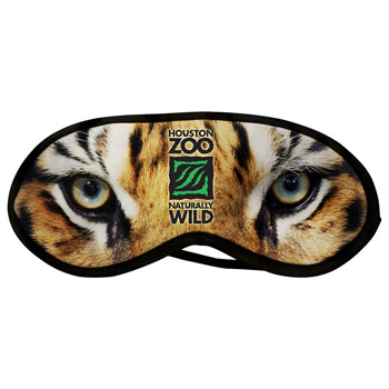 Full Color Sublimated Eye Mask