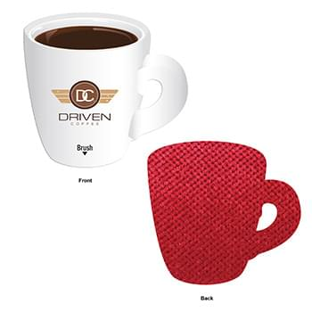 Coffee Cup Shaped Lint Remover