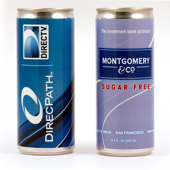 Sugar Free 8.4 oz Energy Drink