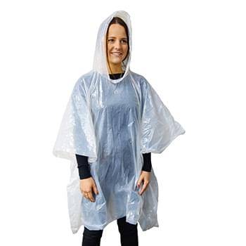 Disposable Tek-Poncho