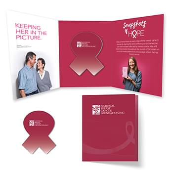 Tek Booklet 2 with Awareness Ribbon Magnet