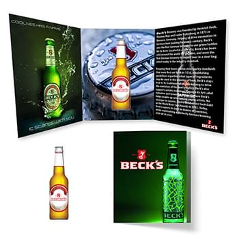 Tek Booklet 2 with Beer Bottle Magnet